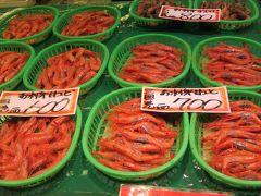 魚好き夫婦の金沢小旅行