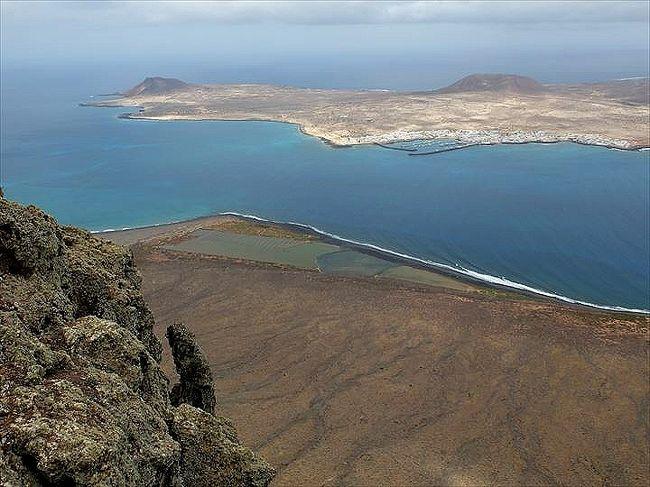 ★カナリア諸島(15)ランサローテ島 島の北部の見どころを巡る
