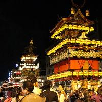 高山祭(その2) 高山宵祭り