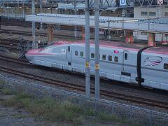 東北旅行,最後のお宿は秋田駅のそば。駅周辺を歩きました。