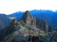 2011年ペルー旅行(マチュピチュ)