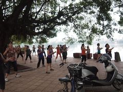2012年ラオス・ベトナム旅行(ハノイ)