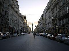 2013年末フランス旅行(パリ)