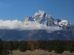 アメリカの大自然、絶景を巡る旅 その⑤ (グランドティトン国立公園周辺)