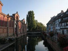 アルザスワイン街道への旅(フランスの美しい村巡り)その2 コルマール