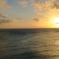 ハロウィン前のハワイその1 金曜深夜発でロイヤルハワイアンホテルのファンタシーダイニングへ