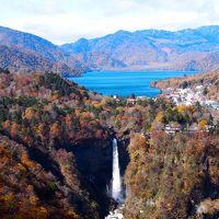 秋の日光ドライブ、中禅寺湖を眺め、戦場ヶ原を歩く
