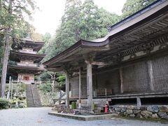 鎌倉時代に建てられた国宝の本堂と三重塔が美しい小浜の古刹・真言宗御室派棡山明通寺参拝