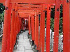 【東京】 根津神社へ行ってみた