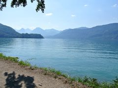 2016年夏(11)St.ギルゲン滞在 ヴォルフガング湖畔をゆったりとハイキング~三度まち歩き