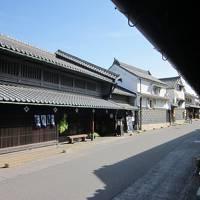 尾張・旧東海道 絞り染で栄えた商家の町並み有松宿をぶらぶら歩き旅-3