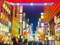 実録  真夜中の 歌舞伎町 健全なる街  2016