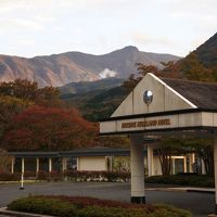 箱根の紅葉はまだまだ先(10月31日)