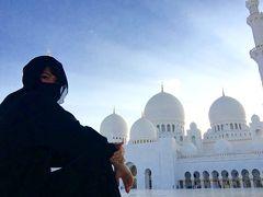 中東初進出一人旅 □ アラブ #2 アブダビ