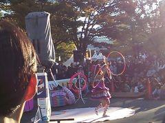 清水の海の景色&2016大道芸ワールドカップin静岡観覧の旅