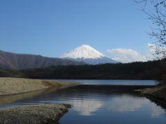 2016年3月 富士五湖に寄り道