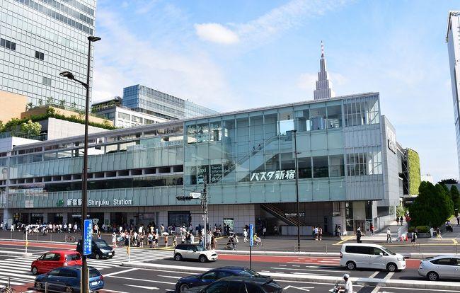 新宿駅前に2016年4月に開業したバスとタクシーの総合ターミナル。テレビでは新宿駅周辺に点在していた高速バスの停留所を1つに集約した巨大ターミナルとして話題になっていました。今回、出張ついでに利用する機会がありましたのでついでにレポートします。バスタ新宿http://shinjuku-busterminal.co.jp/