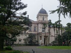 大人の社会科見学 2、雨の旧岩崎邸庭園と上野界隈