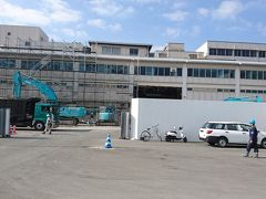 福岡空港国内線ターミナル絶賛リニューアル中 Part3