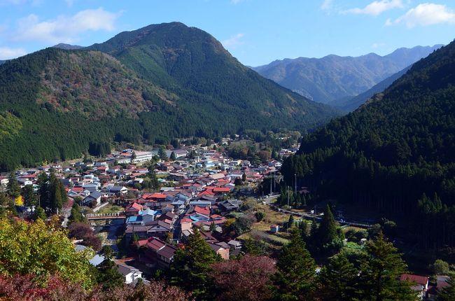 大阪から日帰りで、前から興味があった天川村へ出かけてきました。