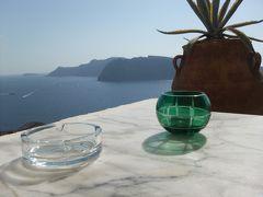憧れのサントリーニ島へ、夫婦の手作り二人旅 本編パート2