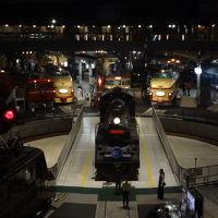 鉄道博物館「ナイトミュージアム」に行ってきました。