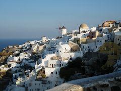 心に残るギリシャ旅行 サントリーニ島さようなら アテネへ⑥