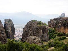 心に残るギリシャ旅行 いよいよメテオラに行くぞ!⑦