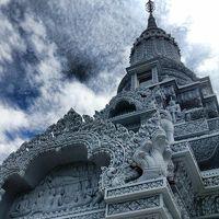 郊外のウドン仏教遺跡群へ行こう!(親子旅第11弾 カンボジア 02プノンペン郊外観光編)