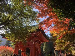 2016年11月 関西の旅 第1日 比叡山
