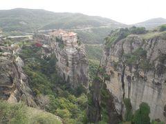 心に残るギリシャ旅行 メテオラついにすべて歩いて制覇⑧