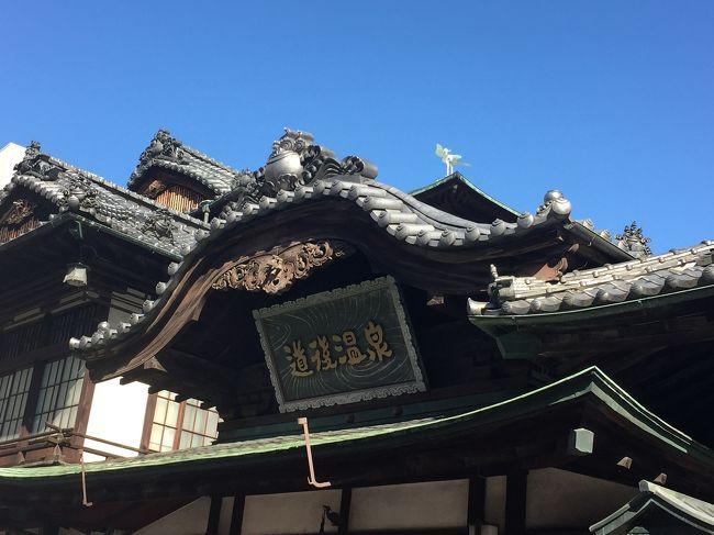 念願の道後温泉と何十年ぶりの厳島神社にパワーをいただいた旅。美味しいお料理食べまくりとなりました。