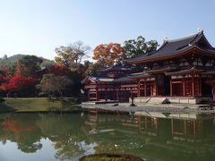 夢に見た平等院、そして石山寺を訪問しました。