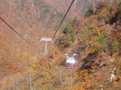 日本晴れの谷川岳へ絶景と紅葉を見に行く