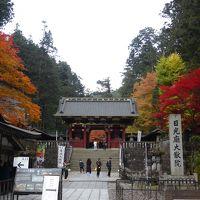 東京と紅葉の日光を巡る親子旅 その2日光山内観光編