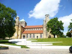 ドイツの春・北方二州を巡る:18世界遺産の町ヒルデスハイムを再訪する。