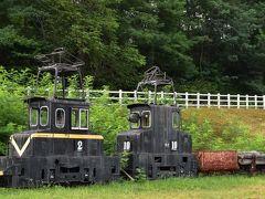 北海道の鉄道遺産を残す三笠鉄道村