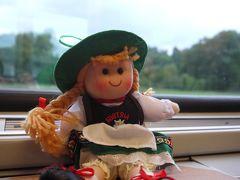 憧れの中欧9☆ウィーンからハルシュタットへの鉄道日帰り旅