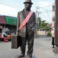 日曜日の昼下がり、寅さんの「柴又帝釈天」から東京で唯一の渡し船「矢切の渡し」へ