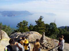 紅葉谷公園から弥山山頂まで~弾みで登り始めただけなのに、やっぱりしんどい弥山登山。しかし、安芸の宮島は弥山に登ってこそ見れる絶景も大きな魅力の一つです~