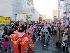佐倉市散策(45)・・江戸時代にタイムスリップ、佐倉時代まつりを訪ねます。