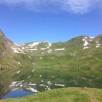 スイス ベルナーオーバーラントの旅 (前編)
