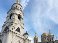 めざせモスクワ!晩秋のロシア旅 Vol.3 「黄金の環」 ウラジーミル立ち寄り編