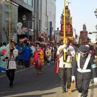 栃木秋祭り