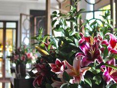 憧れのパークハイアット シェムリアップに泊まる旅 DAY 4,DAY 5 -百合の花と雨と帰国と-