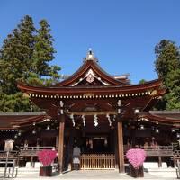 滋賀県パワースポットと紅葉の旅