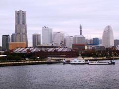 横浜コンチネンタル ホテルにステイ
