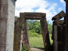 南ラオス最終日 パクセー郊外チャンパーサック平野を突っ走れ