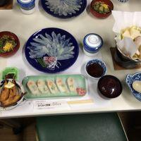 フグ食べ放題、厳島神社・萩と角島・元乃隅稲荷神社・門司港レトロ巡り2日間