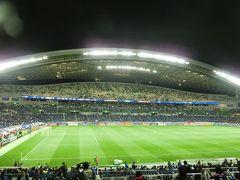 ワールドカップアジア最終予選 サウジアラビア戦観戦
